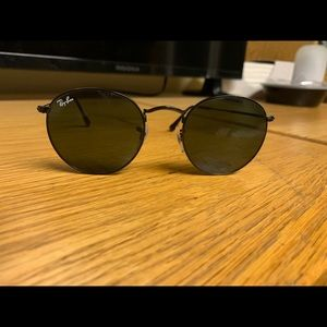 All Black Authentic Ray Bans!
